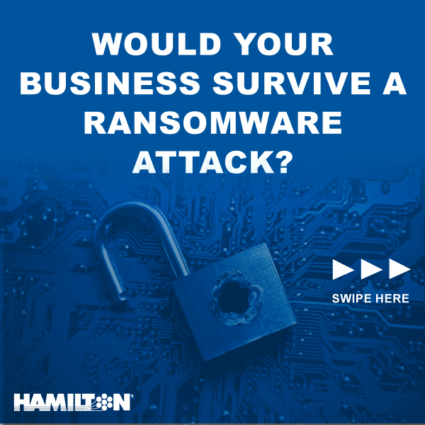 Flip Book: Would your business survive a ransomware attack?