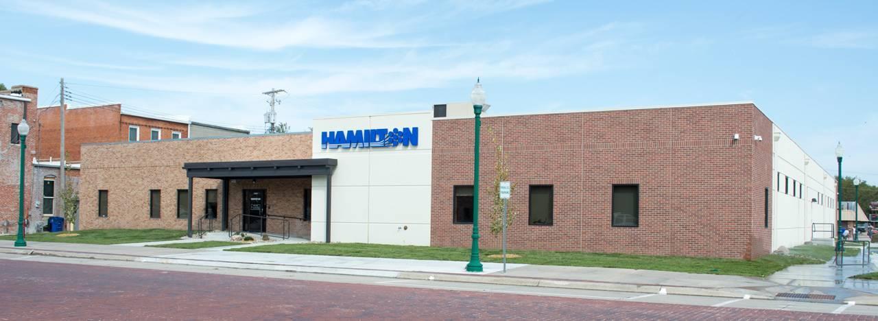 Hamilton Corporate Office in Aurora, NE