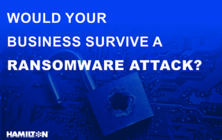 Would your business survive a ransomware attack?